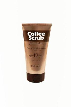 Jeunesse Coffee Scrub Kaolin Ve Kahveli Peeling Maske