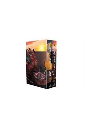 Ephesus Yayınları Güneşi Söndürmem Gerek Seti (2 Kitap) (karton Kapak)