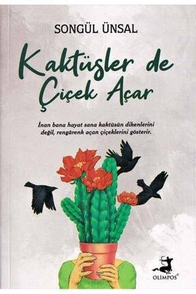 Olimpos Yayınları Kaktüsler De Çiçek Açar - Özel Boy