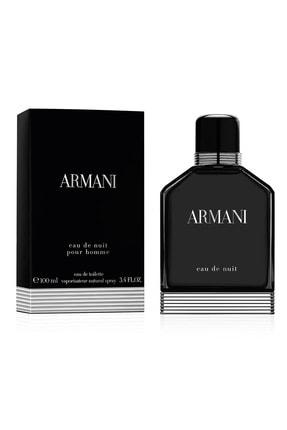Giorgio Armani Eau De Nuit Edt 100 ml Erkek Parfüm 3605521695178