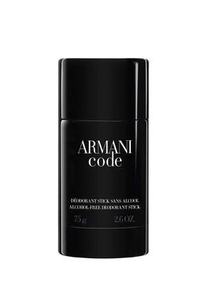 Giorgio Armani Armani Code Homme Erkek Deostick 75 ml 3360372115526