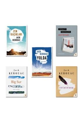 Siren Yayınları Jack Kerouac Seti (5 Kitap)