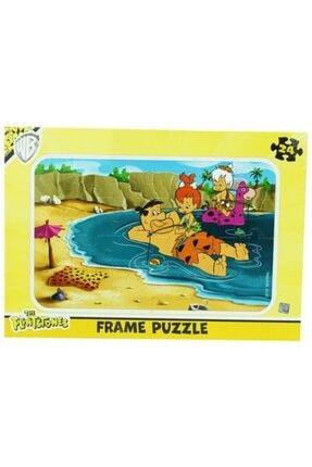 LAÇO KİDS Taş Devri 24 Parça Puzzle