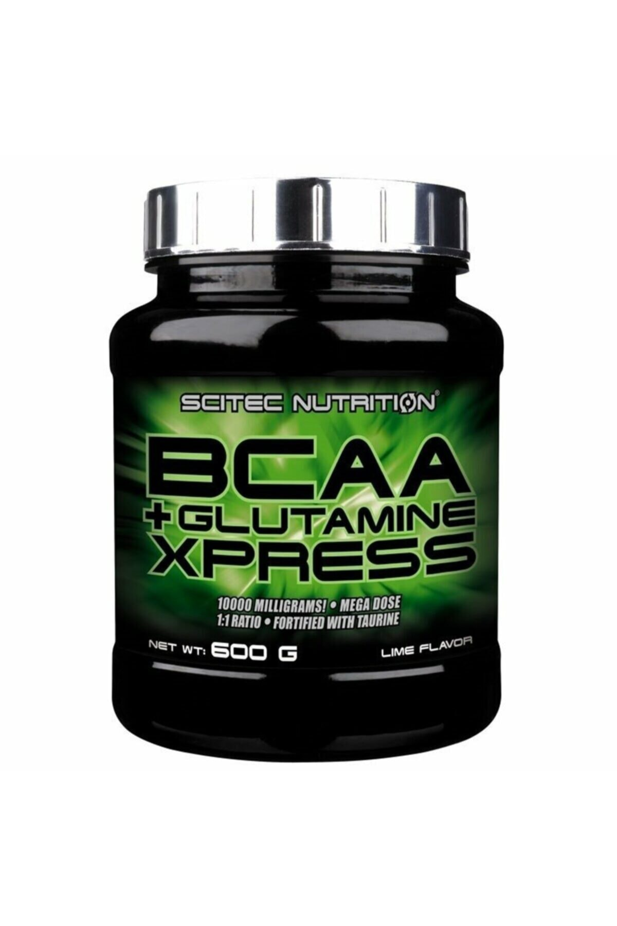 Scitec Bcaa+glutamine Xpress 600 Gr - Yeşil Limon 1