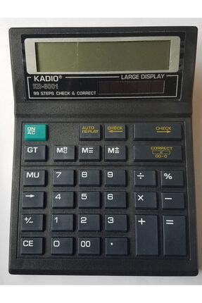 Çeşitli Kadio Kd-6001 Hesap Makinası