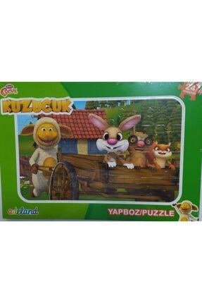 Adel And Trt Çocuk Kuzucuk 24 Parça Yapboz (puzzle)