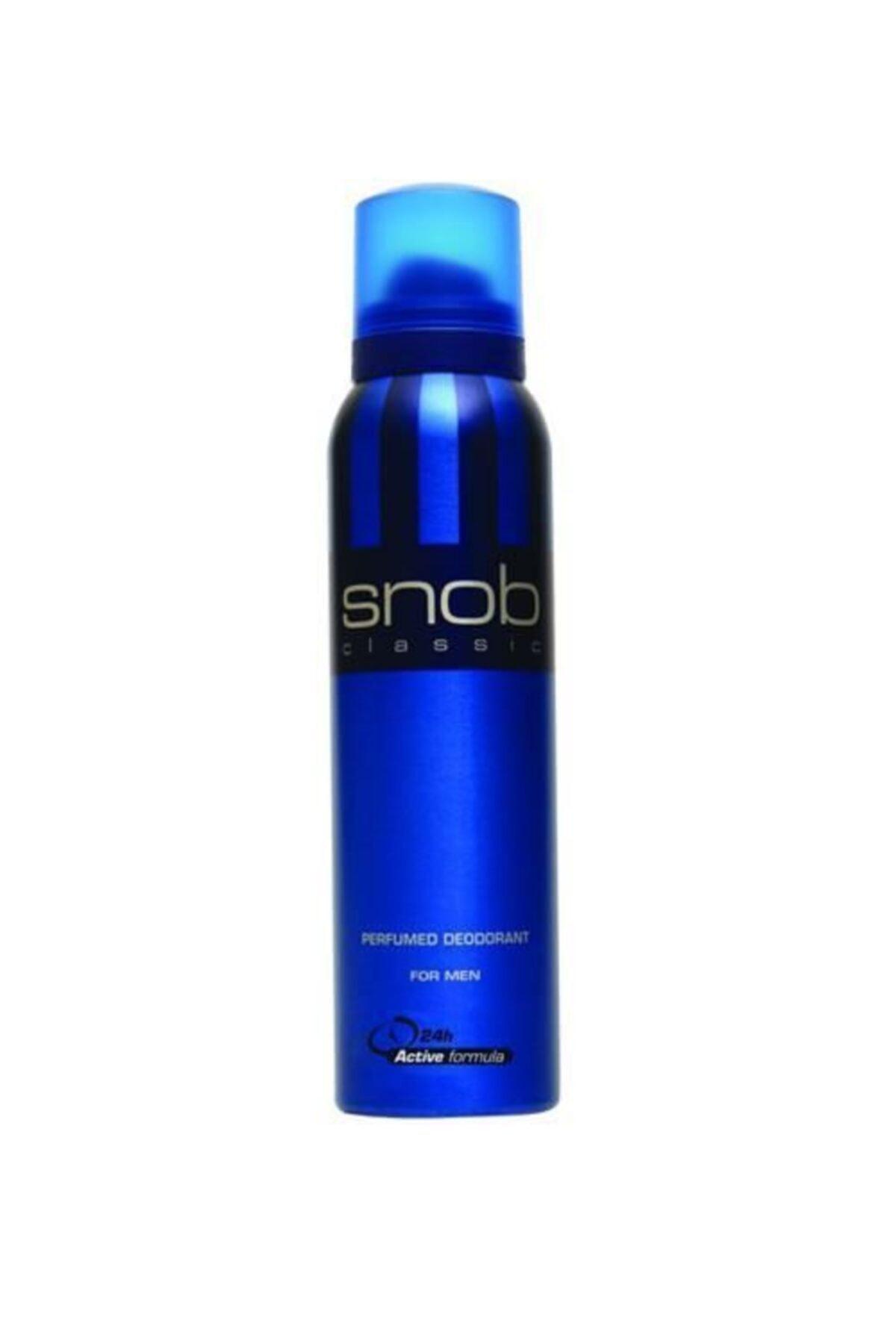 Snob Classic Erkek Deodorant 150 Ml 1