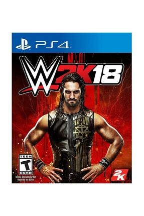 2K Games Wwe 2k18 Ps4 Oyun