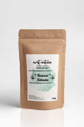 MOST NATURA Kenevir-kendir Tohumu 1kg