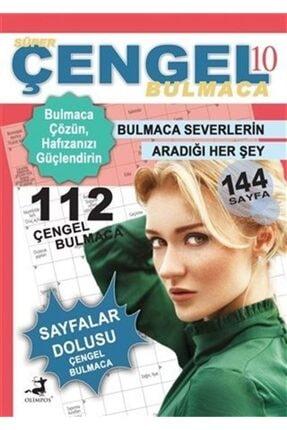 Olimpos Yayınları Süper Çengel Bulmaca 10