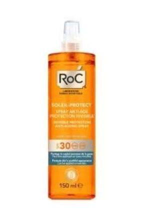 Roc Soleil - Protect Transparan Vücut Spreyi Spf 30 150 Ml