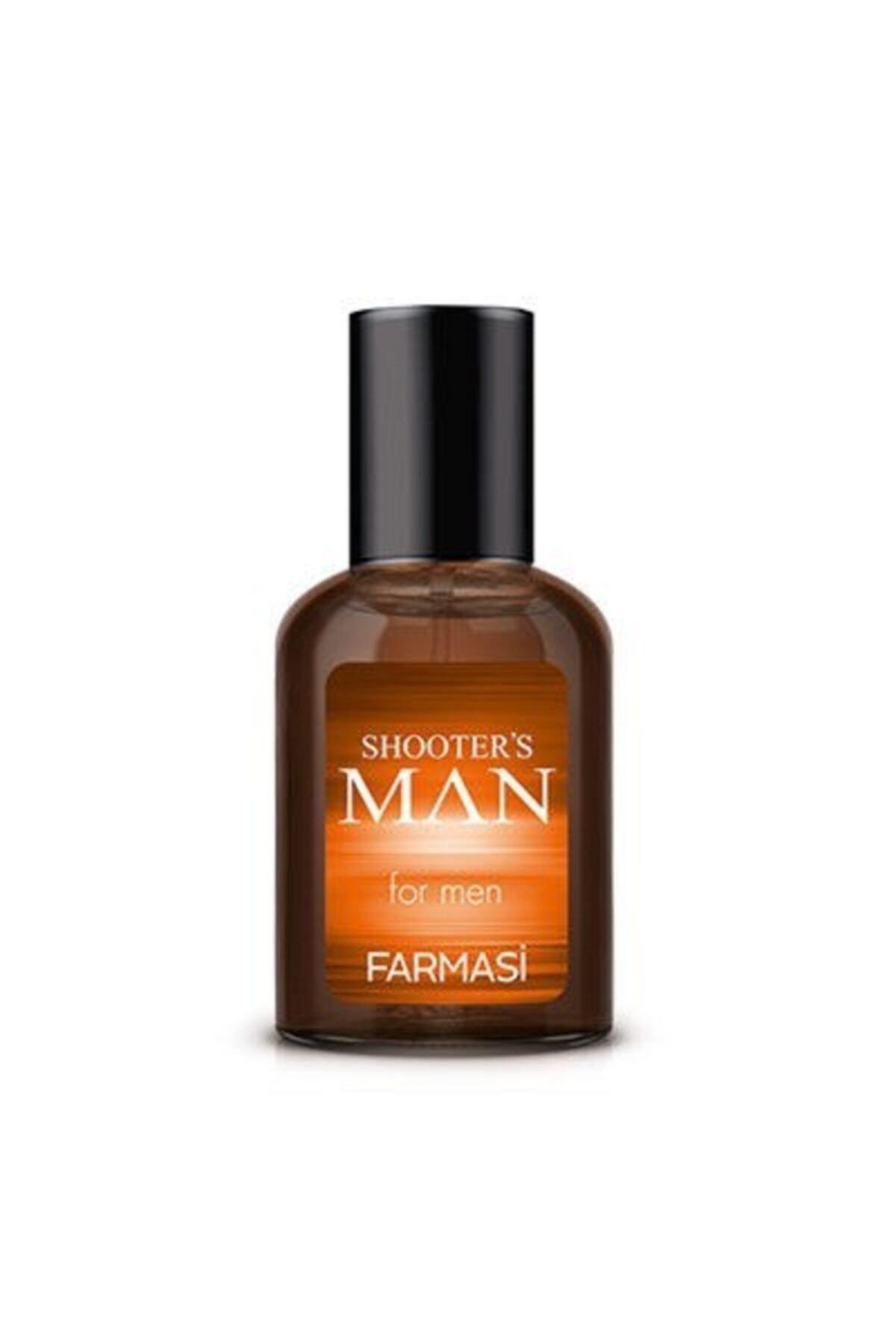 Farmasi Shooter's Man Edp 50 ml Erkek Parfümü far-4585956 1