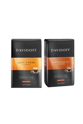 Davidoff Cafe Creme 500 Gr & Espresso 57 Çekirdek Kahve 500 Gr