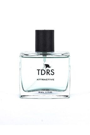 Tudors Attractıve Edc 50 ml Erkek Parfüm 2007003709754