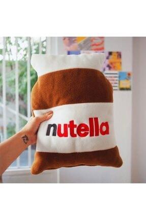 Retina Shop Nutella Peluş Yastık
