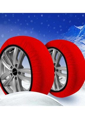 CoverPlus 3d Oto Lastik Kar Çorabı 195 55 R15 (kanada Patentli - 3d Tasarım)