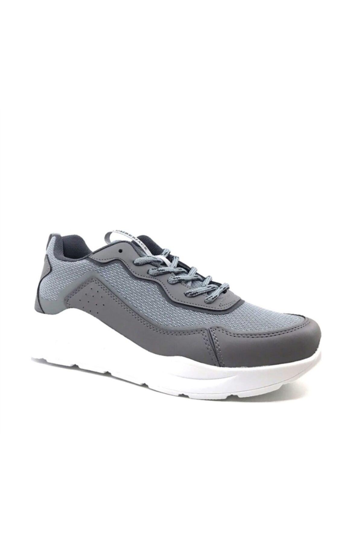 lumberjack Kadın Açık Gri Clara Sneaker Spor Ayakkabı 1