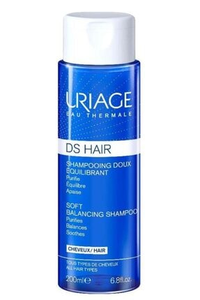 Uriage Ds Hair Soft Balancing Shampoo 200ml | Dengeleyici Şampuan