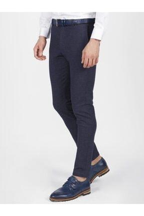 Mcr Erkek Lacivert Pamuklu Kumaş Pantolon