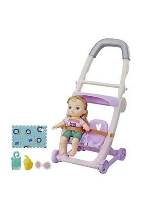 Baby Alive Minik Bebeğim Ve Arabası Ana (e7182)