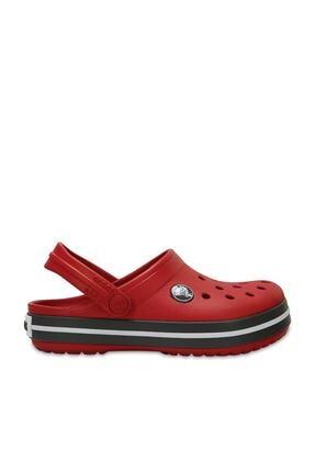 Crocs Kids Unisex Kırmızı Crocs Crocband Clog K
