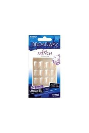 Broadway Real Life Yapıştırıcılı Takma Tırnak