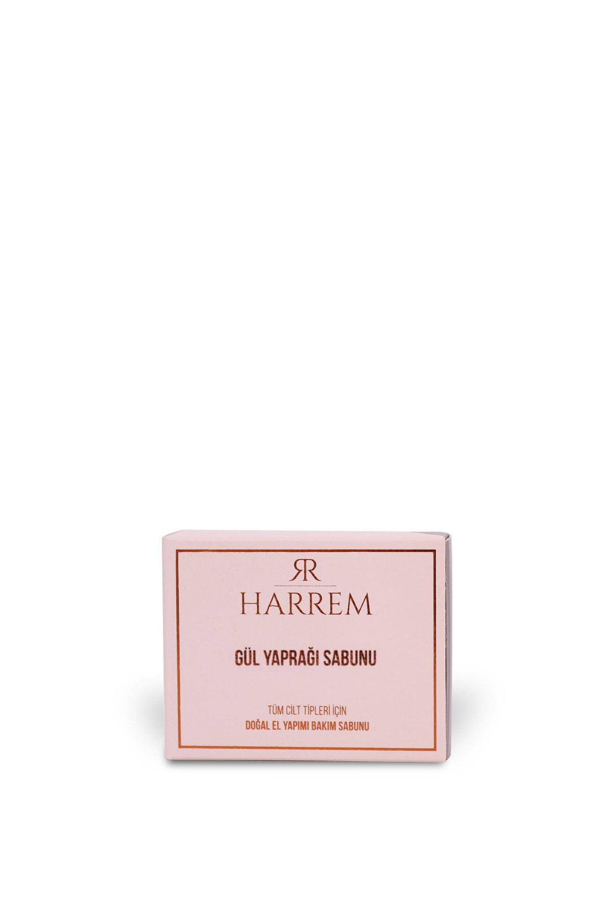 Nilhan Sultan Gül Yaprağı Sabunu Aroma Terapi Cilt Besleyici Bitkisel 1