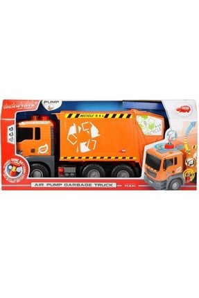 Dickie Air Pump Garbage Truck 3809000