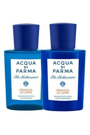 Acqua Di Parma Blu Mediterraneo 2'li Saç Bakım Seti 2 X 40 Ml