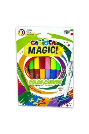 CARIOCA Renk Değiştiren Sihirli Keçeli Boya Kalemi