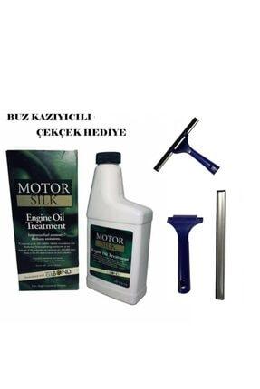 MotorSilk Bor Motor Katkısı Motor Silk Bor Yağ Katkı Seçenekli