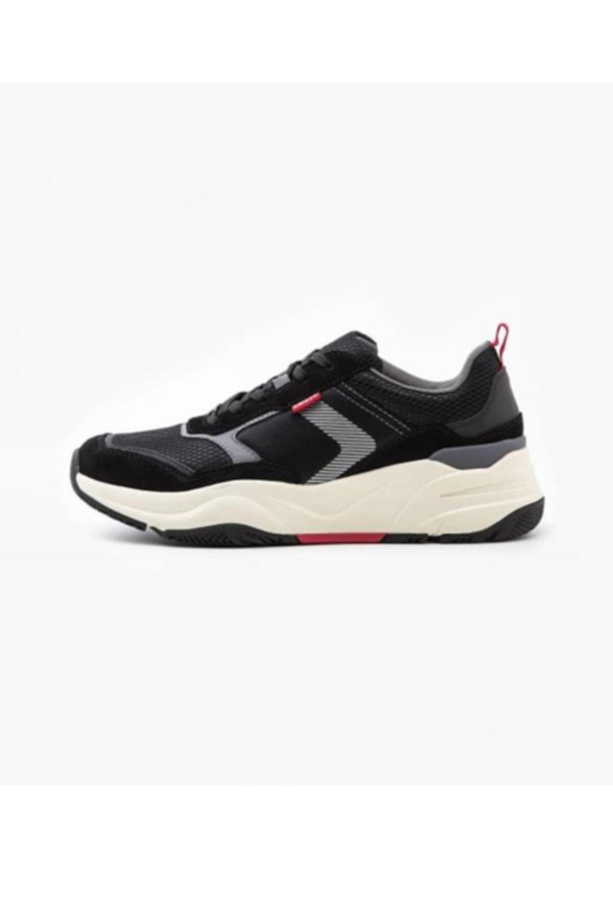Levi's Erkek Siyah Sneaker Comfort Ayakkabı 38107-0134 1