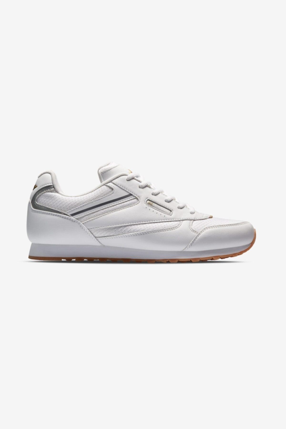 Lescon Kadın Beyaz Sneaker Ayakkabı L-6618 1
