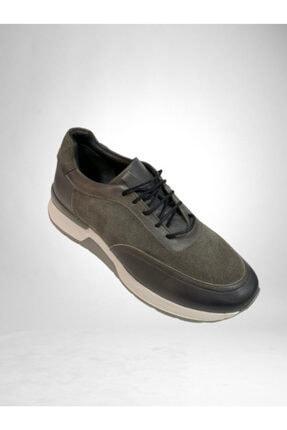 Silvio Massimo Unisex Gri Sneakers