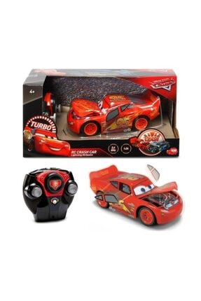 Dickie 84018 Rc Cars 3 Lightning Mc Queen Crazy