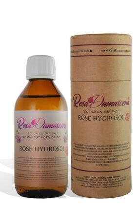 Rosa Damascena Gül Suyu Hidrolatı ( Rose Hydrosol ) 150 Ml %100 Saf Ve Doğal