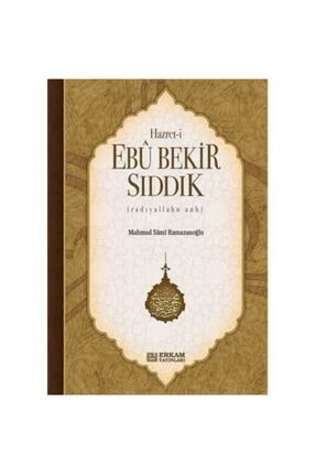 Erkam Yayınları Hz. Ebu Bekir (mahmud Sami Ramazanoğlu)