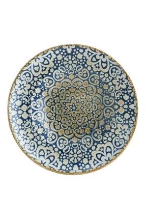 Bonna Porselen Alhambra Gourmet 6 Parça Çukur Tabak 24 Cm 400 Cc