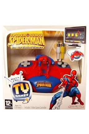 Jakks Pacific Spiderman Tv Oyunu