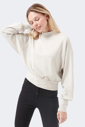Mavi Icon Bej Modal Sweatshirt