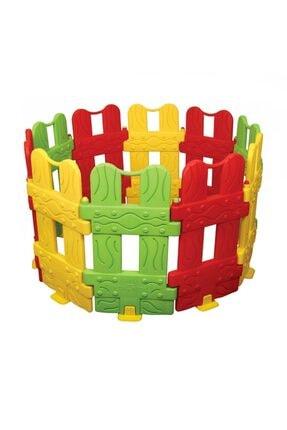 KingKids King Kids Bahçe Oyun Çiti 10 Parça