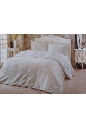 Merinos Ipek Soft Yatak Örtüsü Seti