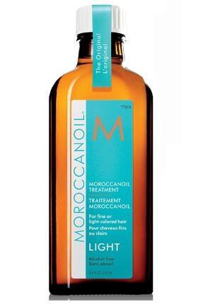 Moroccanoil Treatment Light Hafif Argan Bakım Yağı 100ml
