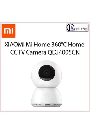 MPC [ıx] Xıaomı Mi Home 360°c Home Cctv Camera 1080p (white) Qdj4005c
