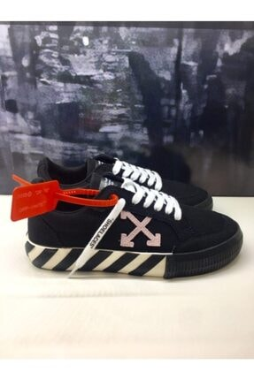 OFF WHITE Kadın Siyah Sneaker