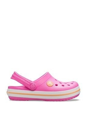 Crocs Kids Unisex Çocuk Pembe  Spor Sandalet