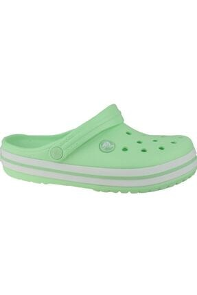 Crocs 204537 K Crocband Clog Kids Yeşil Çocuk Terlik