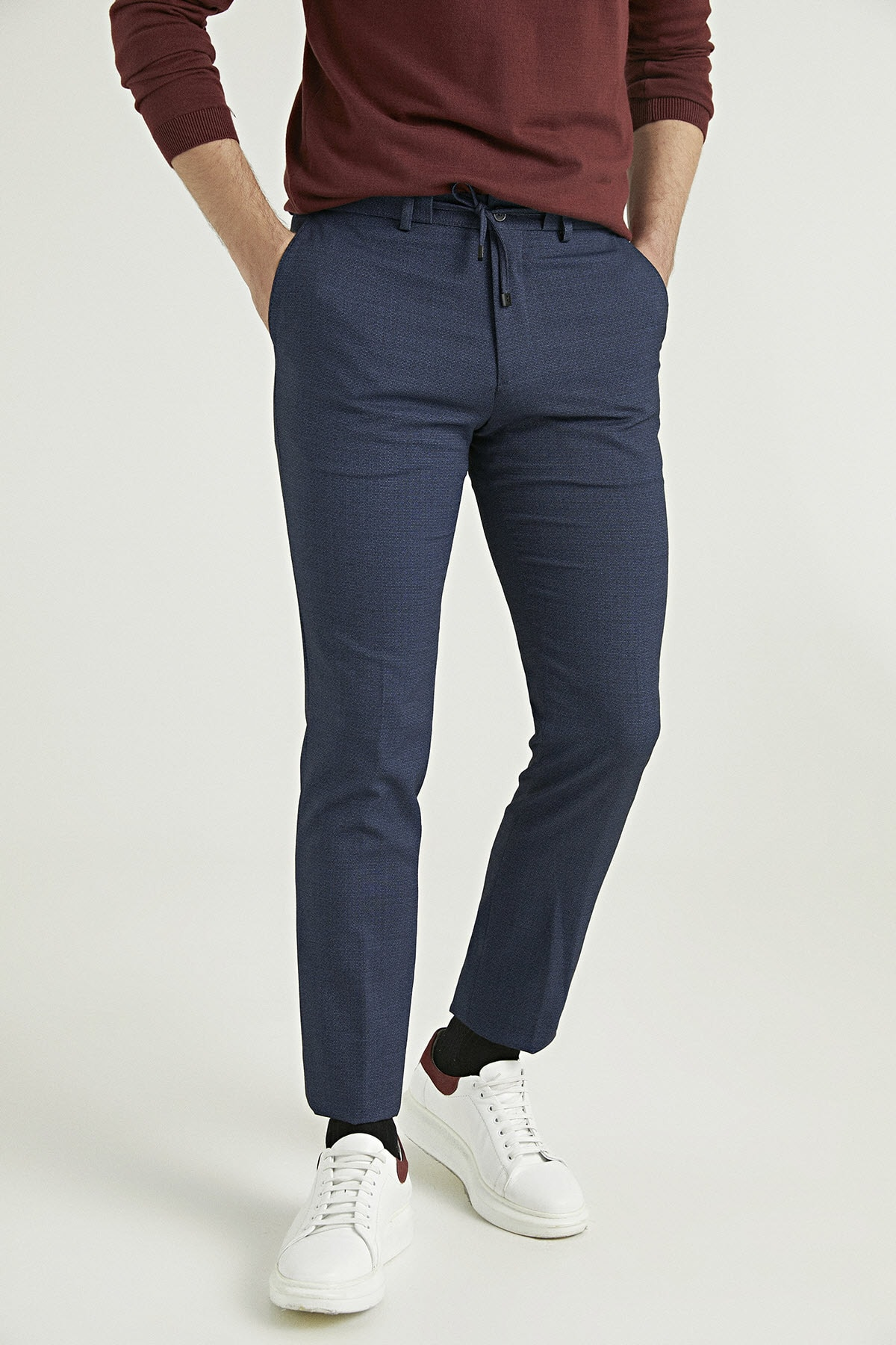 D'S Damat Sihirli Pantolon Slim Fit 2