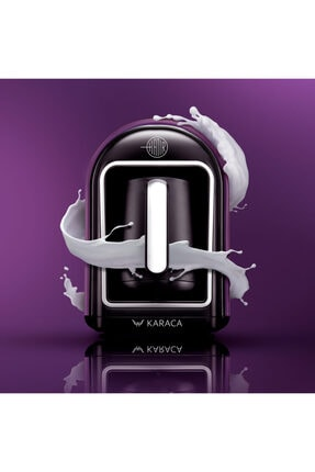 Karaca Hatır Mod Türk Kahve Makinesi Mor