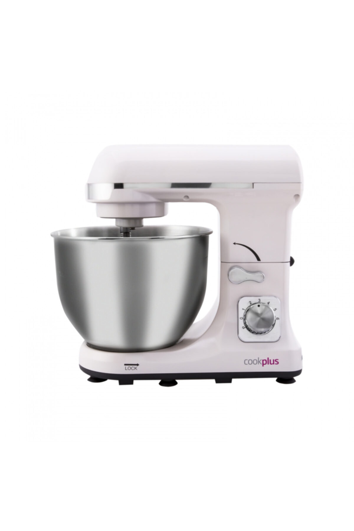 Cookplus Quick Chef 1001 Mutfak Robotu Cream 1
